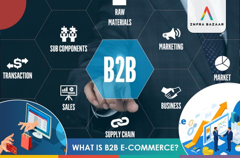 What is B2B E-commerce? - Infra Bazaar