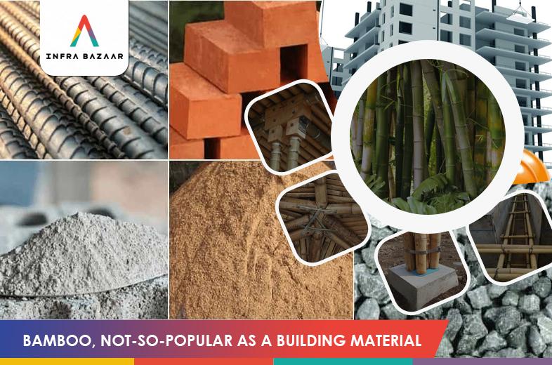 Bamboo, not-so-popular as a building material - Infra Bazaar