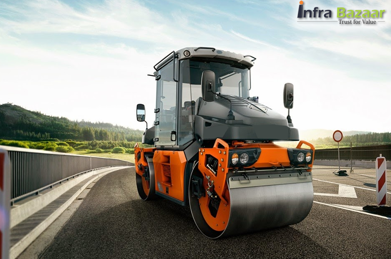 Equipment and plant used in highway construction |Infra Bazaar