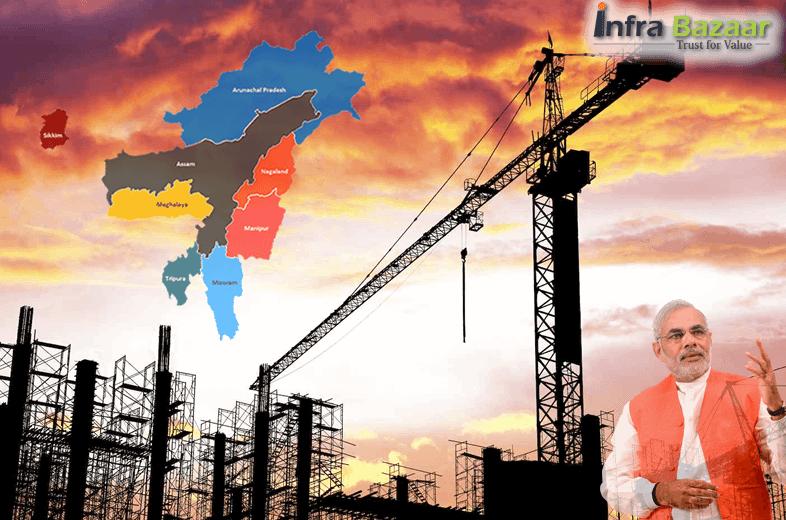 Infrastructure development in the North Eastern Regionof India |Infra Bazaar