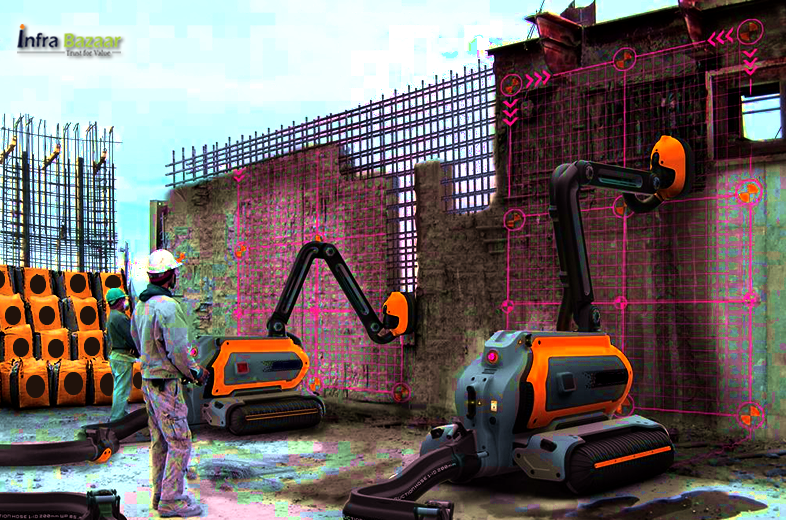 Construction Industry and the Use of Automation |Infra Bazaar