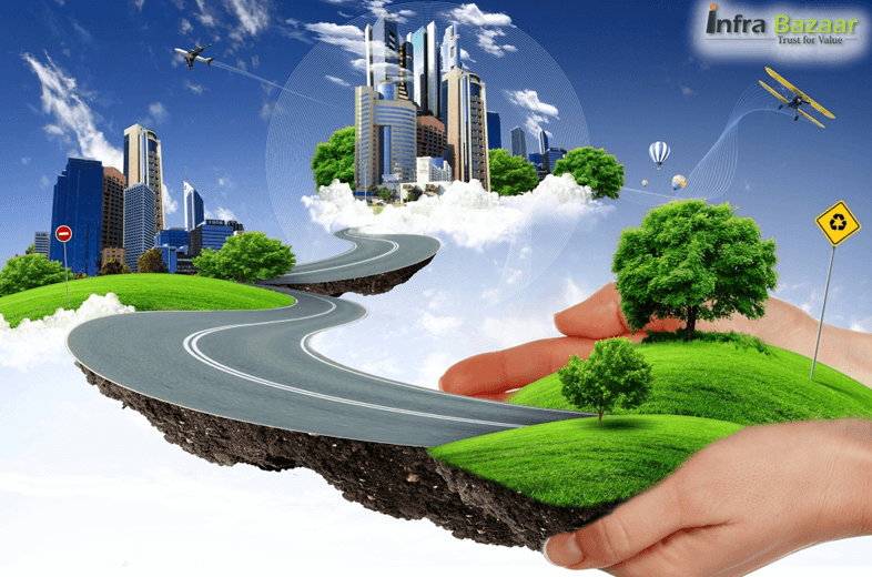 India an active player in providing infrastructure  Infra Bazaar
