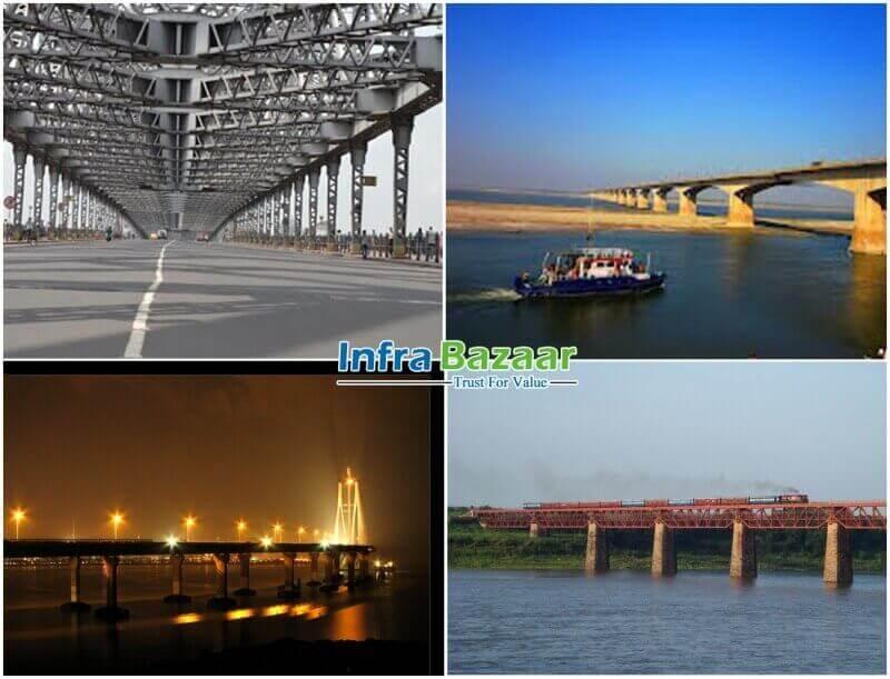 10 most outstanding road bridges in India  Infra Bazaar