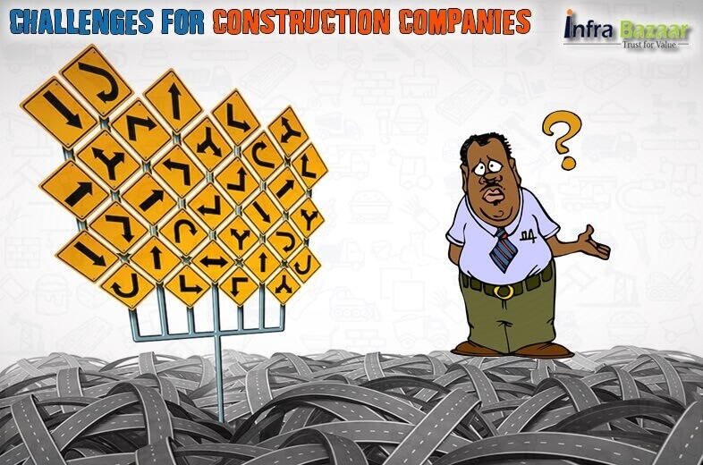 CHALLENGES FACED BY CONSTRUCTION COMPANIES IN INDIA |Infra Bazaar