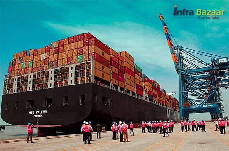 Four Major Ports to be set up in Tamil Nadu, West Bengal, Andhra Pradesh and Maharashtra |Infra Bazaar