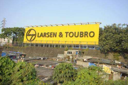 L&T Construction bagged 1,711 crore rupees worth projects in March  Infra Bazaar
