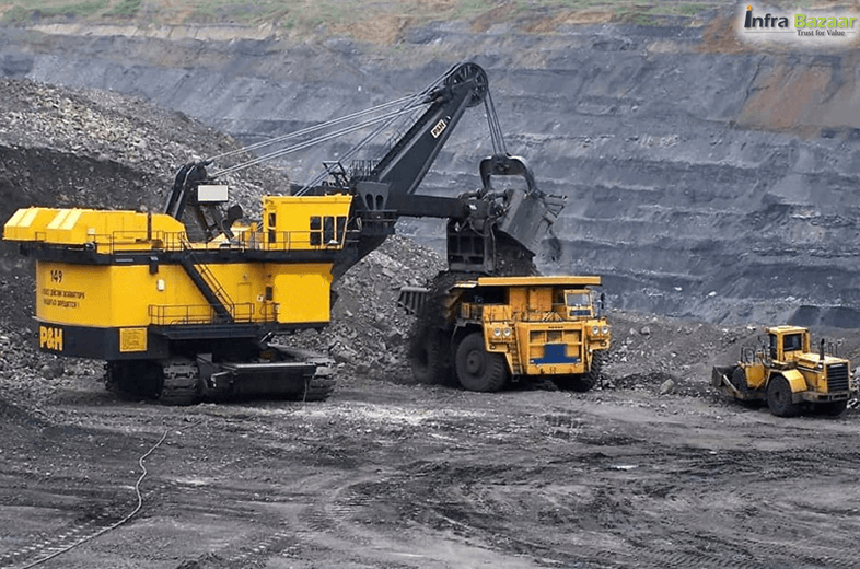Mining Equipment and Their Uses |Infra Bazaar