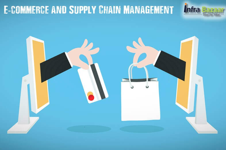 Supply Chain Management and E-Commerce  Infra Bazaar