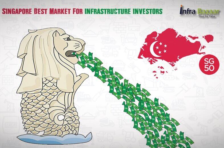 Singapore Best Markets for Infrastructure Investors  Infra Bazaar