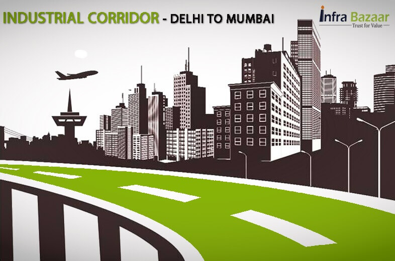 Stretching from Delhi to Mumbai – India is building the World's Infrastructure Project |Infra Bazaar