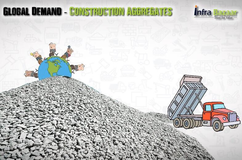 Global Demand for Construction Aggregates |Infra Bazaar