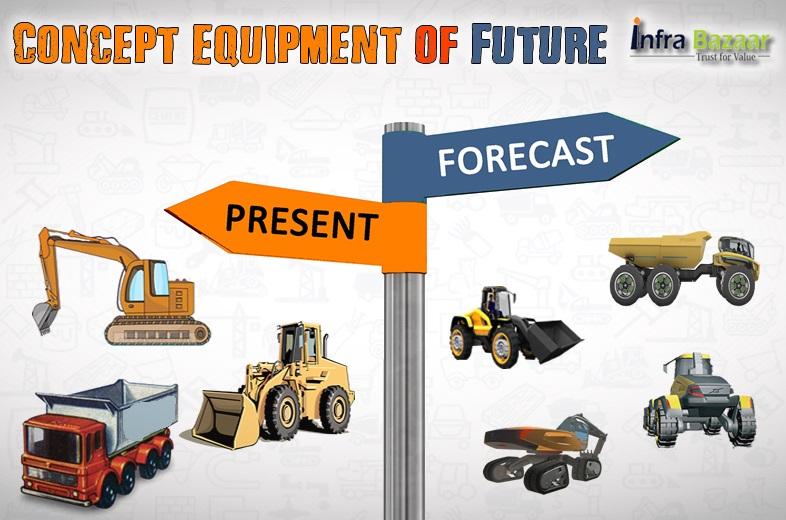 Concept Equipment of Future  Infra Bazaar