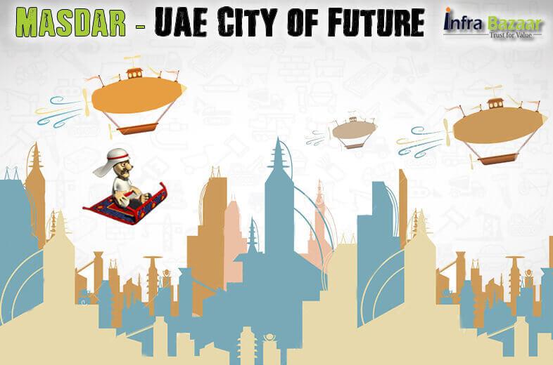 Masdar UAE's City of Future |Infra Bazaar