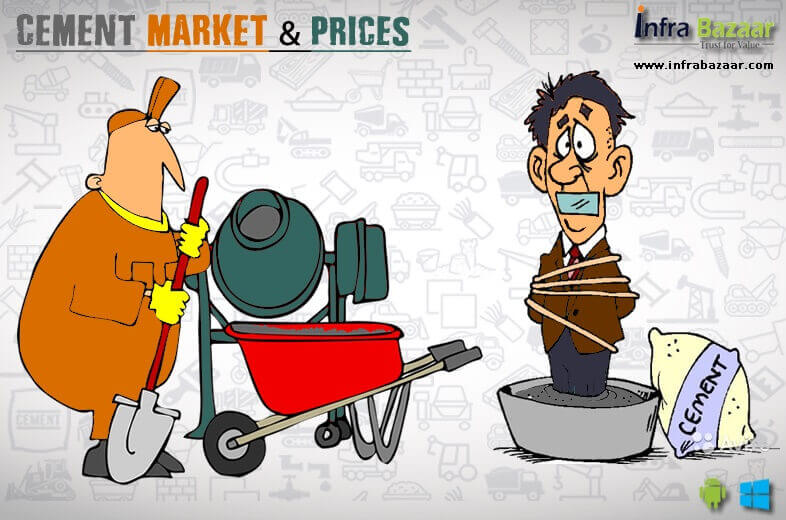 Cement Market and Cement Prices with Reference to Indian Market |Infra Bazaar