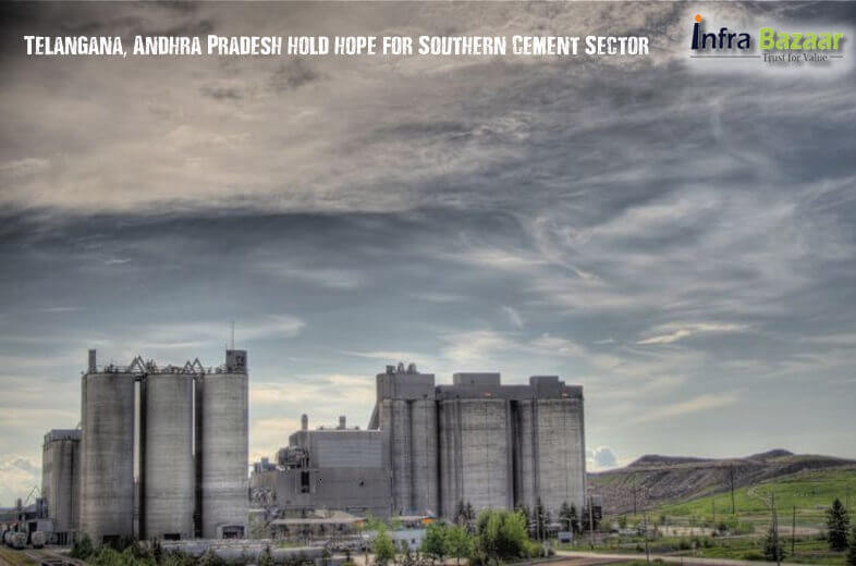 Telangana Andhra Pradesh hold hope for Southern Cement Sector  Infra Bazaar