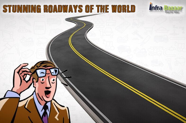 10 Most Stunning Roadways of the World |Infra Bazaar