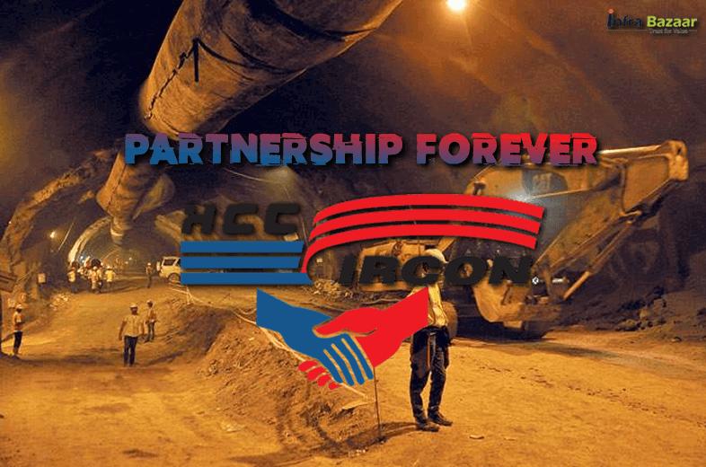 HCC Loyal Business Relationship With IRCON International Ltd |Infra Bazaar