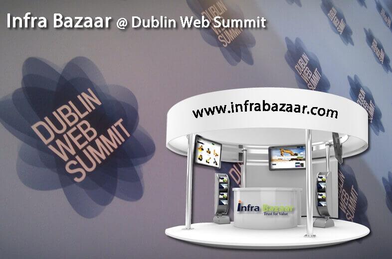 Infra Bazaar - Day One at Web Summit 2015 |Infra Bazaar