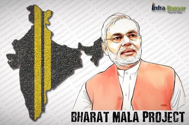 Bharat Mala Project - Improving Connectivity Across Borders |Infra Bazaar