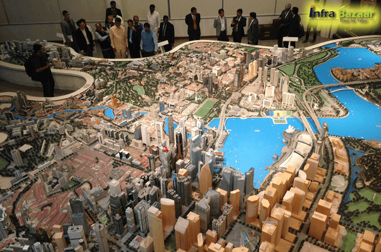 AP's Capital City may not be Formed in a Day or in 10 Years |Infra Bazaar