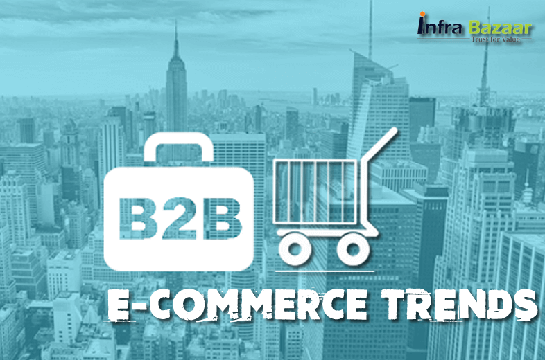 B2B E-Commerce Trends and Forecast for India and Worldwide |Infra Bazaar