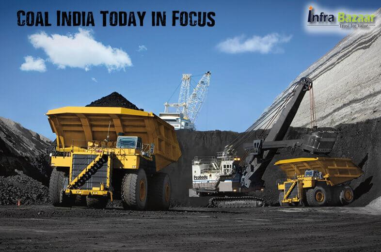 Coal India Today in Focus |Infra Bazaar