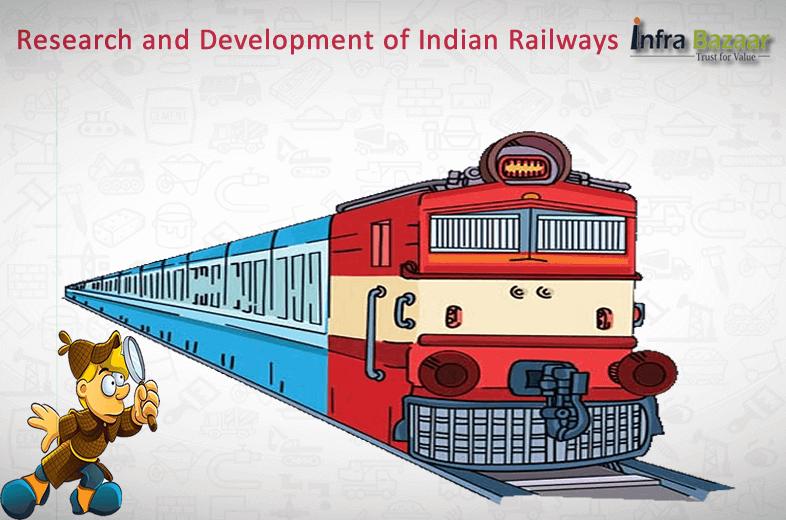 Research and Development of Indian Railways - An Overview |Infra Bazaar