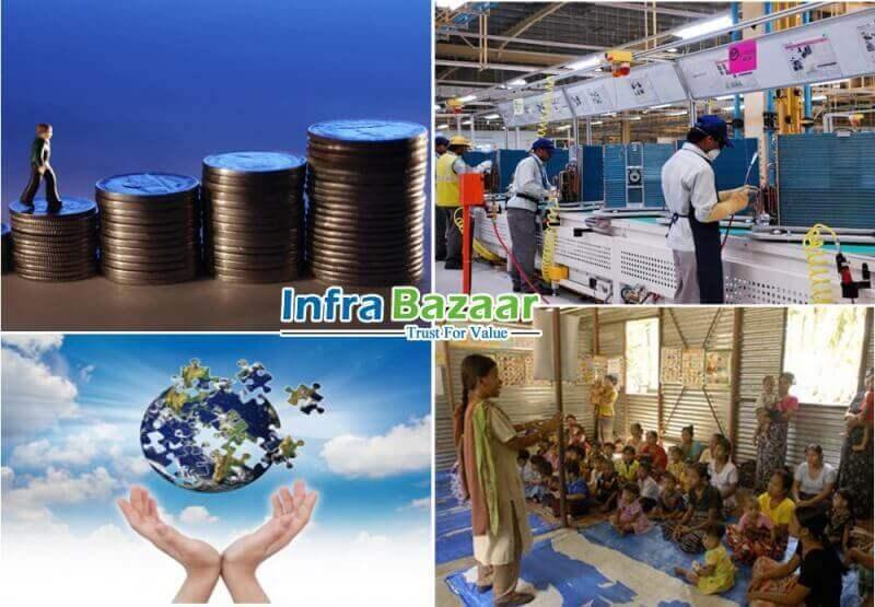 Top 10 economic and development challenges for India  Infra Bazaar