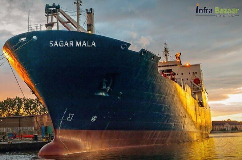 Sagar Mala Project aims to develop World Class Ports  Infra Bazaar
