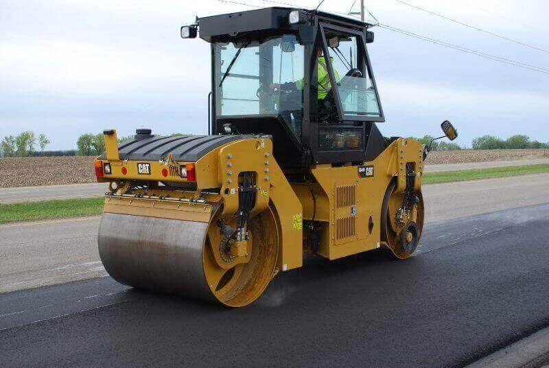 How to Buy Used Tandem Vibratory Roller in India |Infra Bazaar