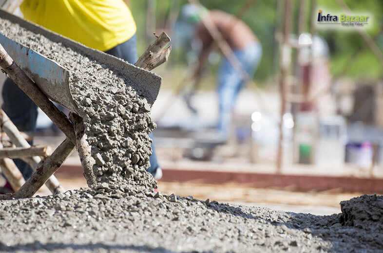 The Role of Concrete in Construction  Infra Bazaar