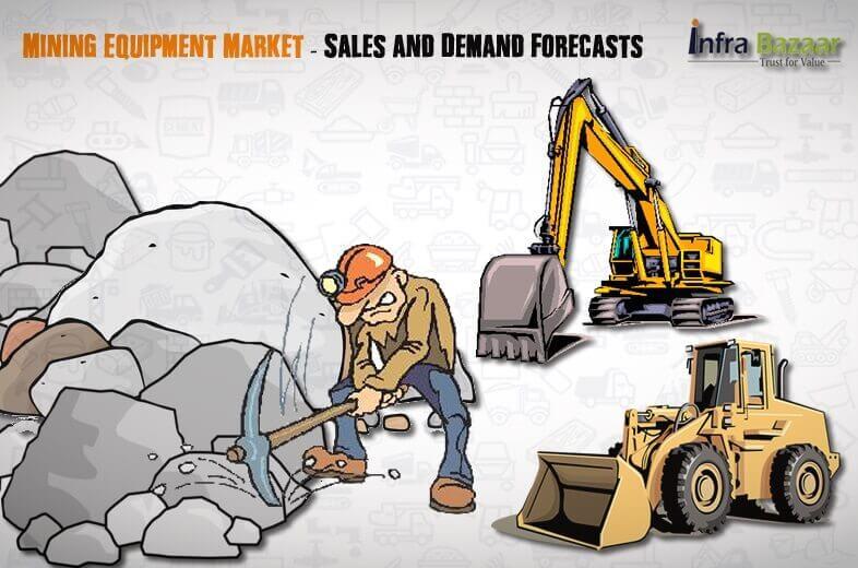 Mining Equipment Market - Sales and Demand Forecasts |Infra Bazaar