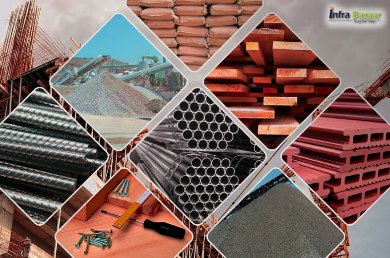 7 Building Material Must For Any Type Of Construction