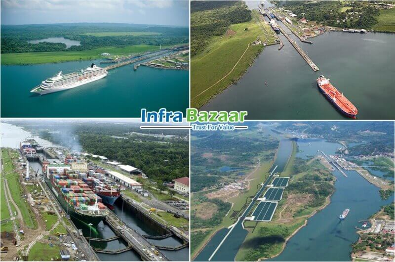 Futuristic Infrastructure Project - The Great Panama Canal 2014  Infra Bazaar