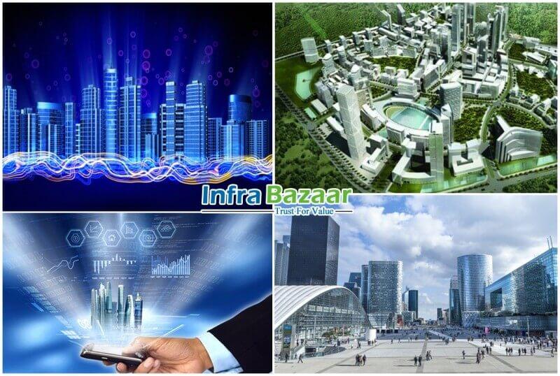 Smart City In India | India Planing To Built 100 Smart Citys |Infra Bazaar