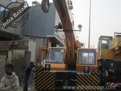 2021 ESCORTS F-15 Crane for rent in Mundka, New Delhi, Delhi, India by owners online at best price, Product ID: 443800, Image - Infra Bazaar