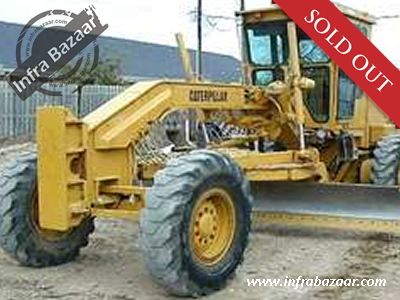 2021 Caterpiller 120H Motor Grader for rent in Mayapuri, New Delhi, Delhi, India by owners online at best price, Product ID: 444318, Image - Infra Bazaar