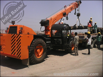 2021 ACE FX150 Tracked Crane for rent in Karnataka, India by owners online at best price, Product ID: 444917, Image - Infra Bazaar
