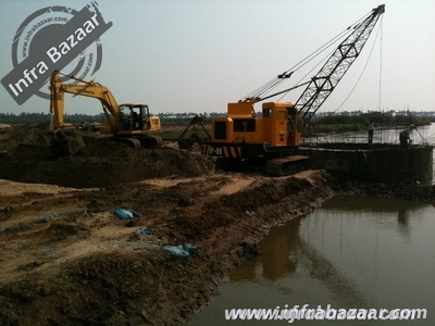 2021 P-H 320 Crawler Crane for rent in Bhongir, Telangana, India by owners online at best price, Product ID: 445962, Image - Infra Bazaar