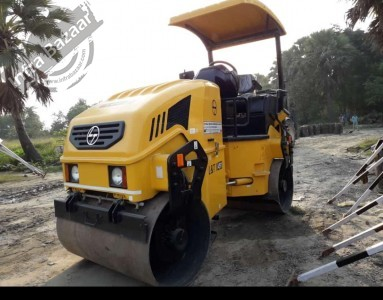 2021 L&T 491 Pneumatic Compactor Roller for rent in Darbhanga, Bihar, India by owners online at best price, Product ID: 447939, Image - Infra Bazaar