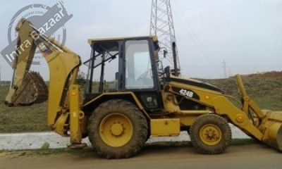 2021 Caterpillar 2014 Backhoe Loader for rent in Patiala, Punjab, India by owners online at best price, Product ID: 447896, Image - Infra Bazaar