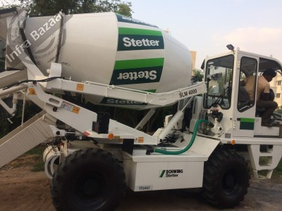 2021 Schwing Stetter 2018 Mixer for rent in Tamil Nadu, India by owners online at best price, Product ID: 448036, Image - Infra Bazaar