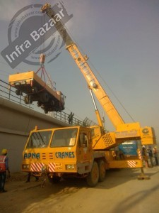 2021 Grove 2014 Crane for rent in Delhi by owners online at best price, Product ID: 448640, Image - Infra Bazaar