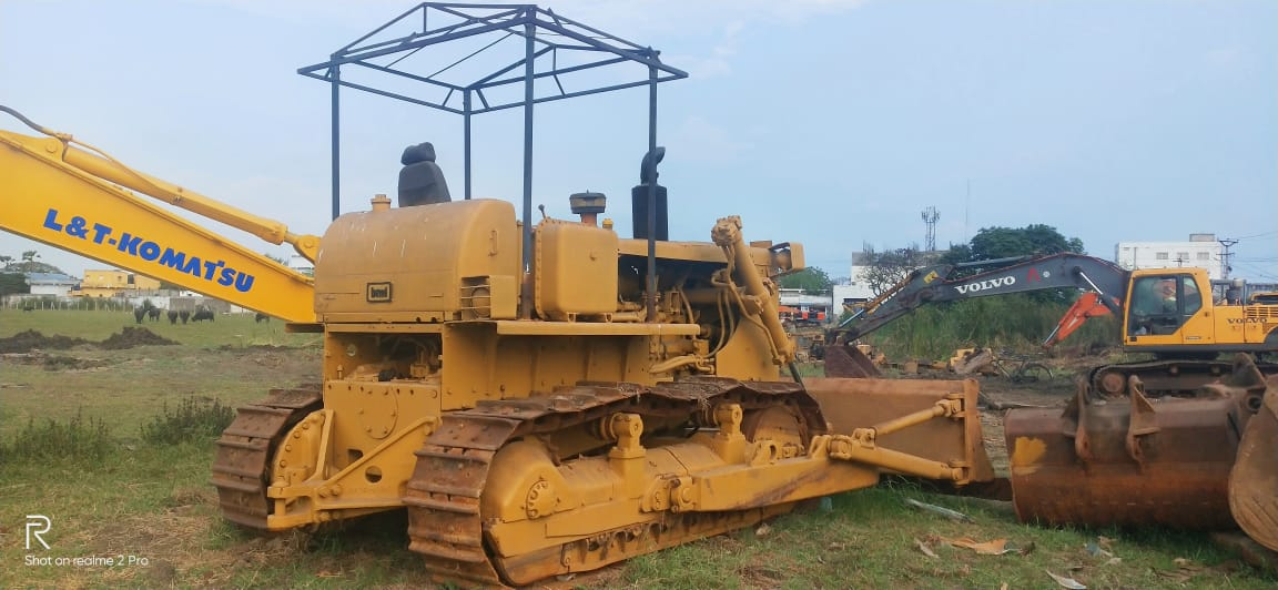 1998 BEML BD-80A Dozer for rent in Bangalore by owners online at best price, Product ID: 449949, Image - Infra Bazaar