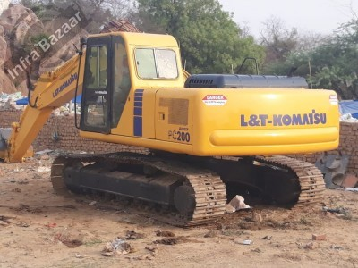 2021 L&T 2011 Excavator for rent in Delhi by owners online at best price, Product ID: 448577, Image - Infra Bazaar