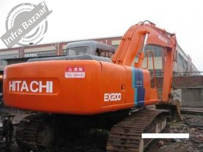 2021 Tata Hitachi EX-200 Excavator for rent in mumbai,Maharashtra by owners online at best price, Product ID: 448196, Image - Infra Bazaar
