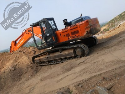 2021 Tata Hitachi EX200 LC SUPER Excavator for rent in Hyderabad  by owners online at best price, Product ID: 448809, Image - Infra Bazaar