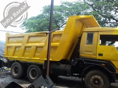 2021 Eicher Terra 25 Tipper for rent in Maharashtra by owners online at best price, Product ID: 448078, Image - Infra Bazaar