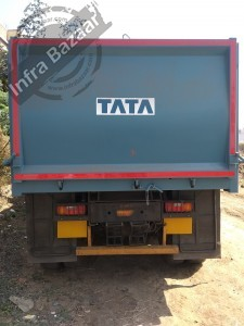 2021 Tata 2518 Tipper for rent in Nagpur by owners online at best price, Product ID: 448872, Image - Infra Bazaar