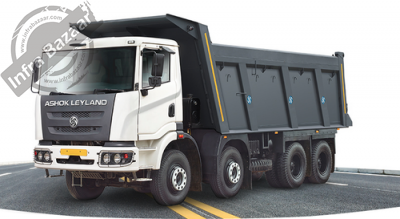 2021 Ashok Leyland U 3123 Tipper for rent in Jaipur  by owners online at best price, Product ID: 448984, Image - Infra Bazaar